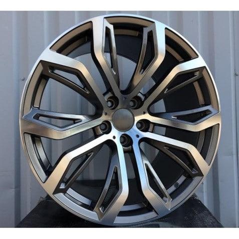 "BMW X5 X6 20"" OEM STYLE Wheel"